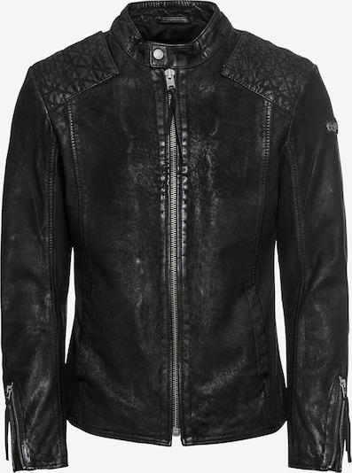 tigha Jacke 'Nero Buffed' in schwarz, Produktansicht