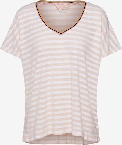 Femi Stories Shirt 'RORIE' in de kleur Poederroze / Wit gemêleerd, Productweergave