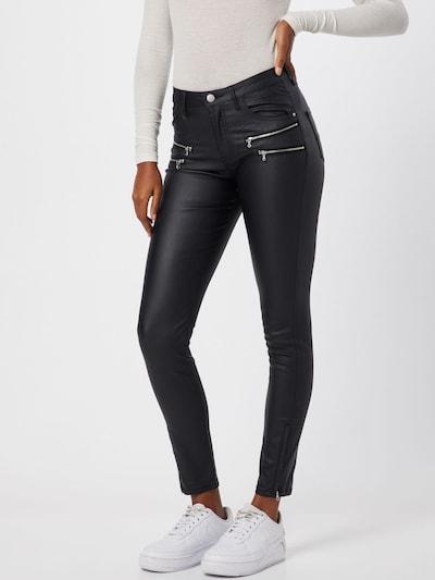 Pantaloni chino 'AIDA COOPER' Freequent di colore nero, Visualizzazione modelli
