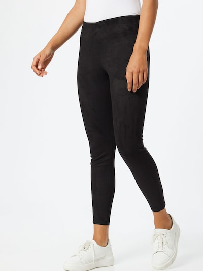 ONLY Leggings 'Florence' in schwarz, Modelansicht