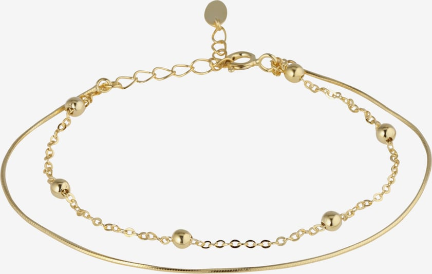 ABOUT YOU Armband 'Sonja' in gold, Produktansicht