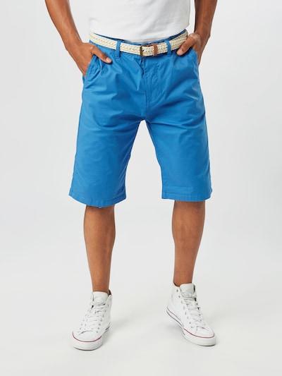ESPRIT Shorts  'MLA' in himmelblau: Frontalansicht