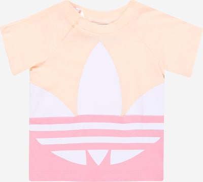 ADIDAS ORIGINALS Shirt in pink, Produktansicht