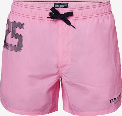 CAMP DAVID Badeshorts in pink, Produktansicht
