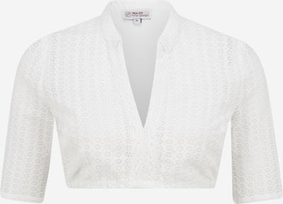 MARJO Bluzka ludowa '015 Henriette-Linda' w kolorze białym, Podgląd produktu