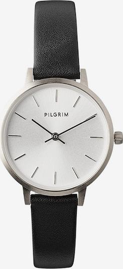 Pilgrim Analoogkell 'Nerine' must / Hõbe, Tootevaade