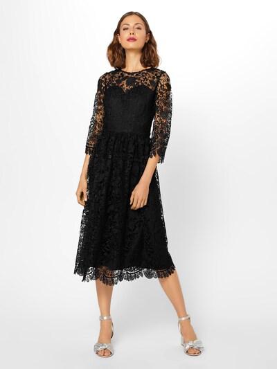 Chi Chi London Sukienka koktajlowa w kolorze czarnym: Widok z przodu