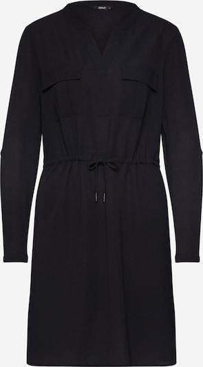 ONLY Robe-chemise 'WINNERVERTIGO' en noir, Vue avec produit