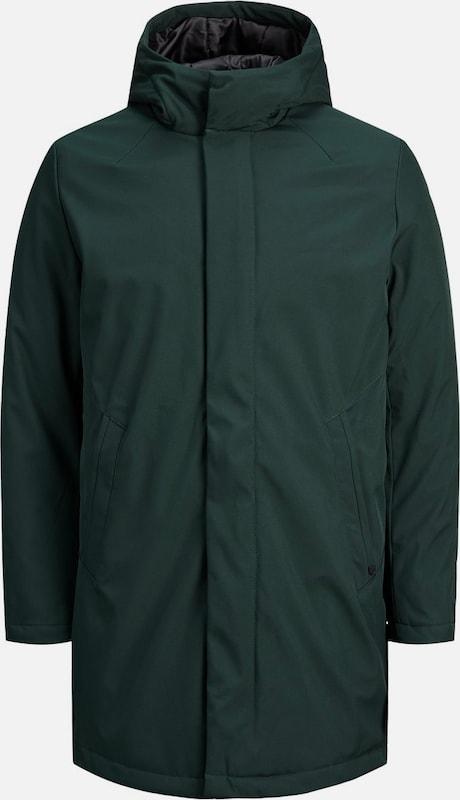 JACK & JONES Jacke 'JPRCLIMB PARKA' in smaragd  Markenkleidung für Männer und Frauen