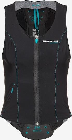 KOMPERDELL Protektorenweste 'Air Vest Women' in schwarz, Produktansicht