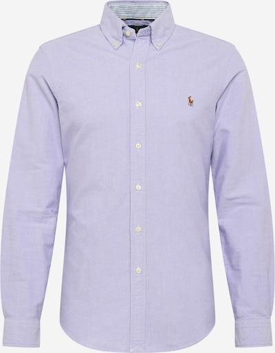 POLO RALPH LAUREN Overhemd 'SLBDPPCS-LONG SLEEVE-SPORT SHIRT' in de kleur Sering, Productweergave