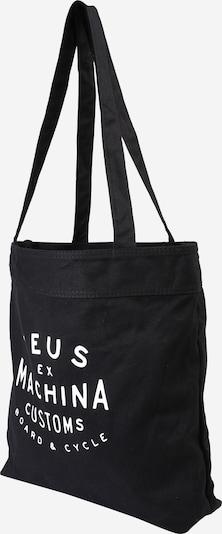 DEUS EX MACHINA Cabas 'New Classics' en noir, Vue avec produit