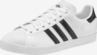 ADIDAS ORIGINALS Schuh 'Coast Star' in schwarz / weiß, Produktansicht