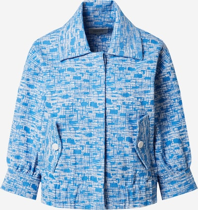 SECOND FEMALE Tussenjas 'Ana' in de kleur Blauw, Productweergave