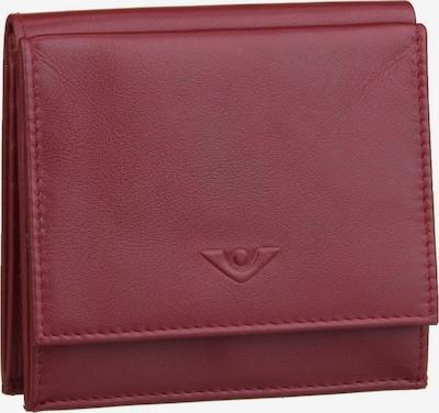 VOi Geldbörse 'Robin' in pastellrot, Produktansicht