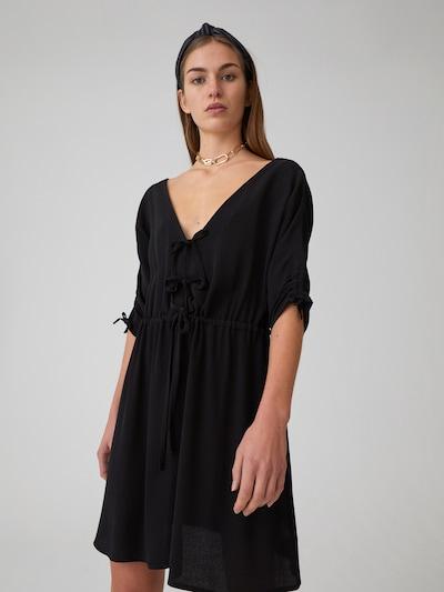 EDITED Kleid 'Effie' in schwarz, Modelansicht