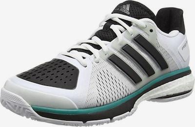 ADIDAS PERFORMANCE Sportschuh 'Tennis Energy Boost' in schwarz / weiß, Produktansicht