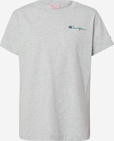 Champion Reverse Weave T-shirt en gris, Vue avec produit