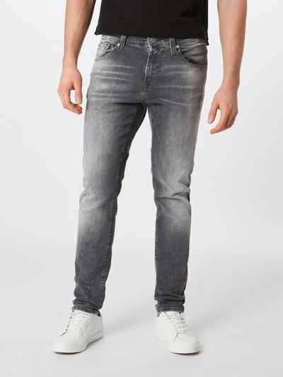 Mavi Jeans 'James' in grey denim, Modelansicht