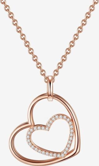 Rafaela Donata Silberkette in rosegold, Produktansicht