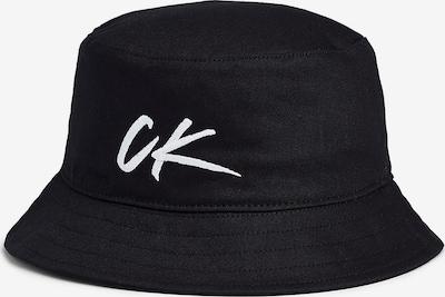 Calvin Klein Hut in schwarz, Produktansicht