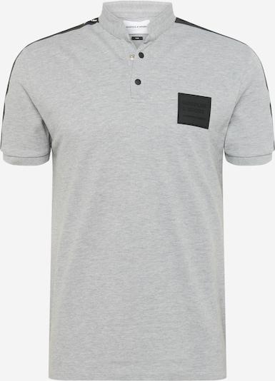 THE KOOPLES SPORT Poloshirt in hellgrau, Produktansicht