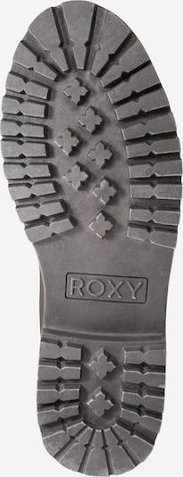 ROXY Šņorzābaki 'VANCE J BOOT' pieejami melns: Skats no apakšas