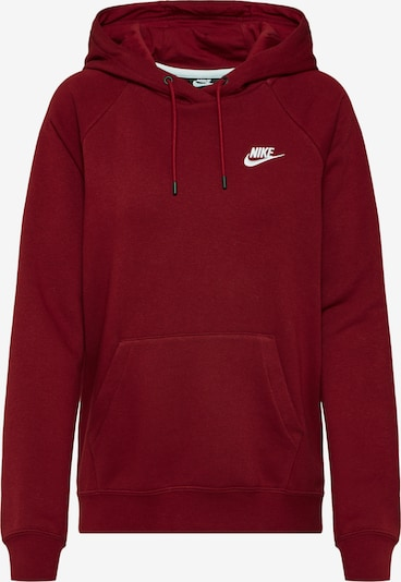 Nike Sportswear Sweat-shirt en rouge: Vue de face