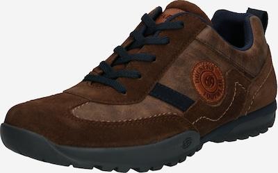 Dockers by Gerli Sneakers laag in de kleur Blauw / Bruin, Productweergave
