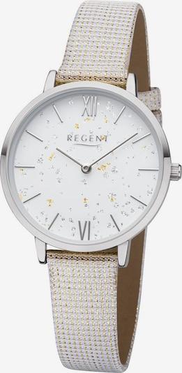 REGENT Uhr 'BA-668 3228.78.10' in gold / weiß, Produktansicht