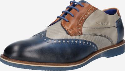 konyak / szürke bugatti Fűzős cipő 'Melchiore', Termék nézet