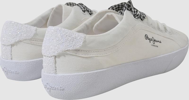 Pepe Jeans Sneaker 'Rene Skate' mit Effekt-Besatz