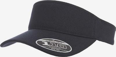 Flexfit Visor '110' in schwarz, Produktansicht
