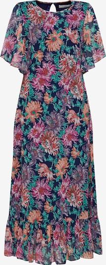 POSTYR Kleid 'ANA' in blau / mischfarben, Produktansicht