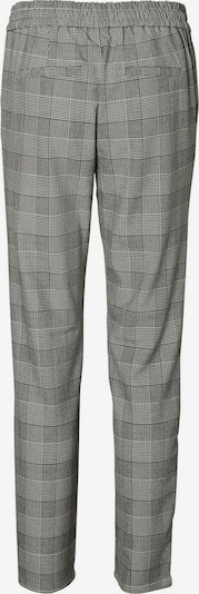 VERO MODA Pants in Dark grey / White, Item view