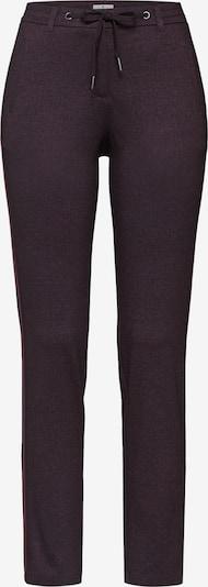 Kelnės iš TOM TAILOR , spalva - vyno raudona spalva: Vaizdas iš priekio