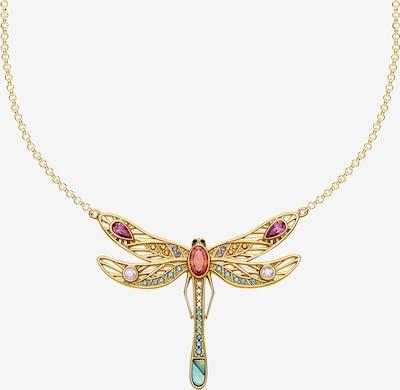 Thomas Sabo Kette 'Libelle' in gold, Produktansicht
