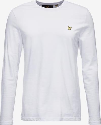 Lyle & Scott Shirt in weiß, Produktansicht