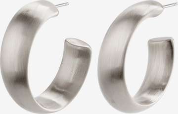 Pilgrim - Pendientes 'Garnet' en plata
