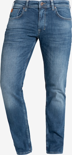 Miracle of Denim Jeans 'Thomas' in blue denim, Produktansicht