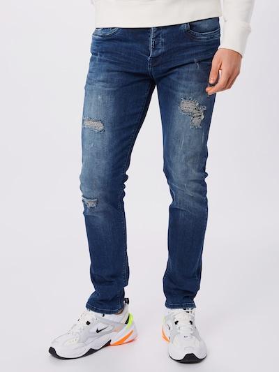 LTB Jeansy 'SERVANDO X D' w kolorze niebieski denimm, Podgląd na modelu(-ce)