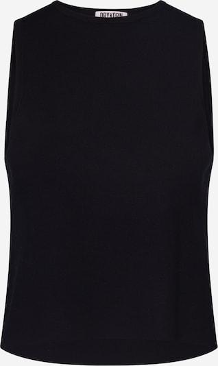 DRYKORN Top 'VALLIE' in schwarz, Produktansicht
