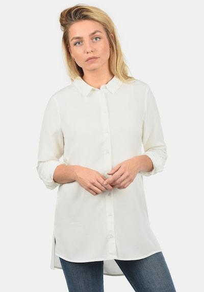JACQUELINE de YONG Bluse 'Smilla' in weiß, Modelansicht