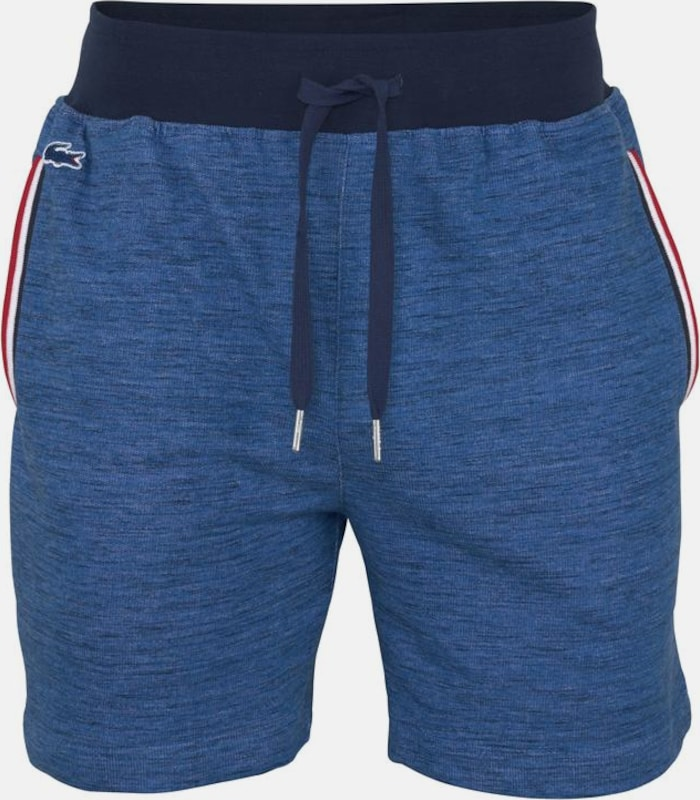 LACOSTE Lacoste Shorts in Melange Optik