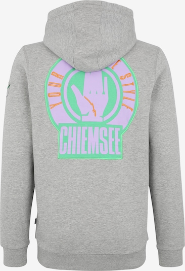 Sportinis džemperis iš CHIEMSEE , spalva - pilka: Vaizdas iš galinės pusės