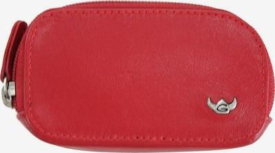 GOLDEN HEAD Schlüsseletui 'Polo' in rot, Produktansicht