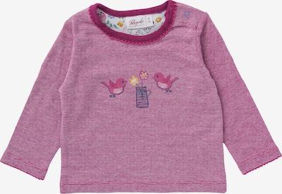 People Wear Organic Shirt in blau / lila / pink, Produktansicht