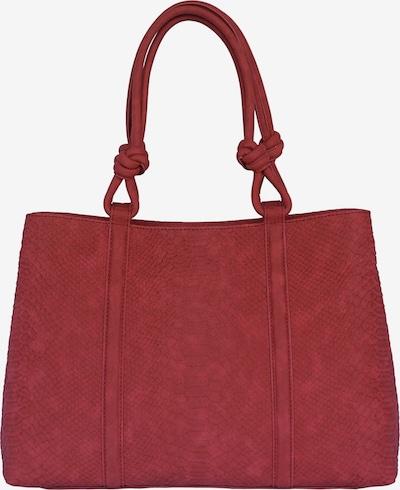 Silvio Tossi Tasche in rot, Produktansicht