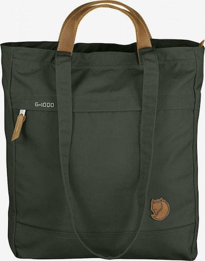 Fjällräven Tasche 'Totepack No.1' in bronze / tanne, Produktansicht