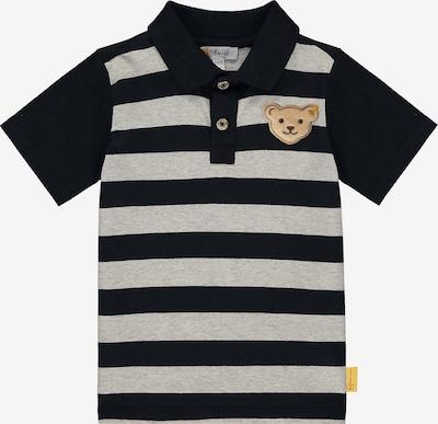 STEIFF Poloshirt in nachtblau / hellgrau, Produktansicht